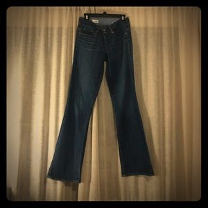 Gap 1969 Perfect Boot Dark Jeans 👖